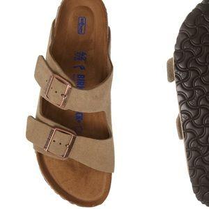 Birkenstock Arizona Soft Footbed Sandal!!!